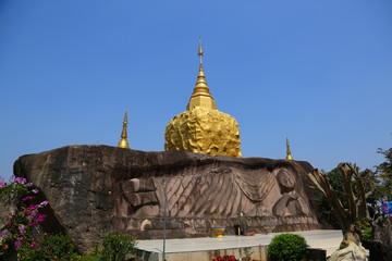 Wat Tham Pha Daen, Sakon Nakhon,Thailand