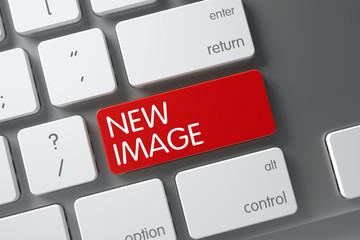 New Image Keypad. 3D.