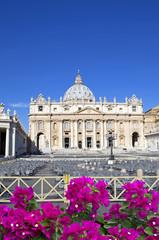 St Peter's basilica in Vatican, Rome