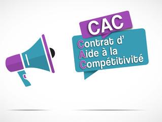 mégaphone : CAC