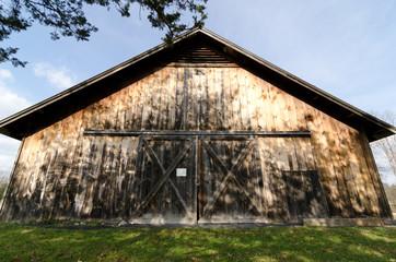 Rural Barn Front