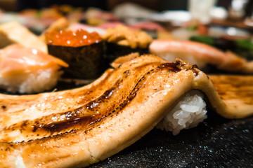 寿司 あなご