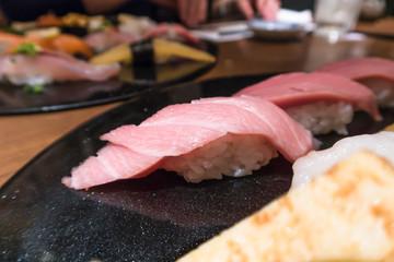 寿司 大トロ