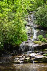 Aluminium Prints Mills Great Smoky Mountains National Park
