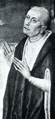 Nicholas of Cusa, German philosopher, theologian, jurist and astronomer (1401 – 1464)
