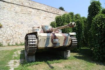 Serbian Tank