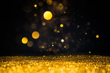 Abstract glitter light background