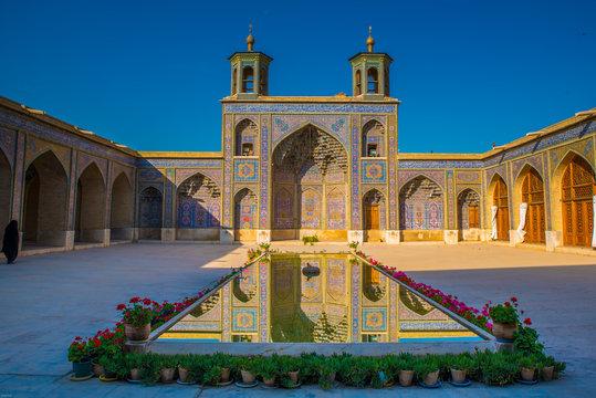 Nasir Al-Molk Mosque - Shiraz (Iran)