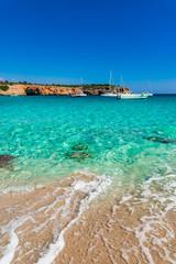 Mediterranean Sea Coast Bay of Majorca Spain
