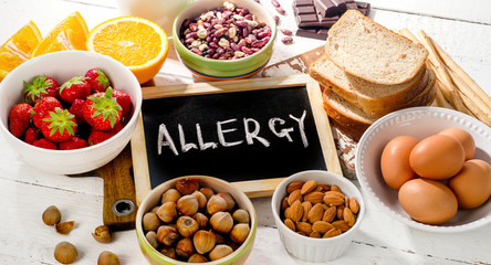 Food allergy.