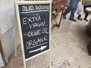 Extra virgin olive oil for sale advice on blackboard