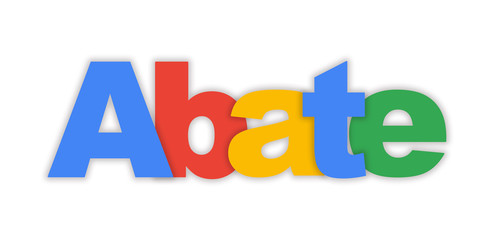 ABATE Vector Letters Icon