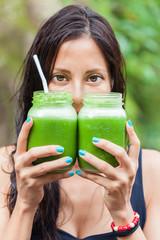 Grüner Gemüsesaft, Detox Therapie