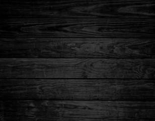 Rustikale dunkle Holzbretter