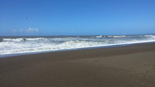 Moonstone Beach Pacific Ocean