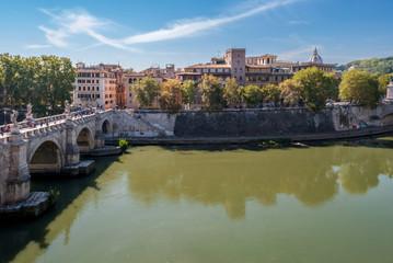 Tevere, Roma