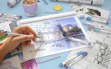House design reworking