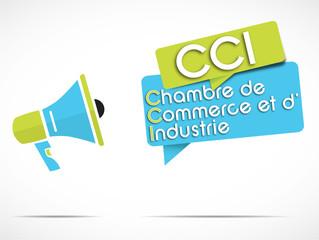 mégaphone : CCI