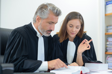judges in office