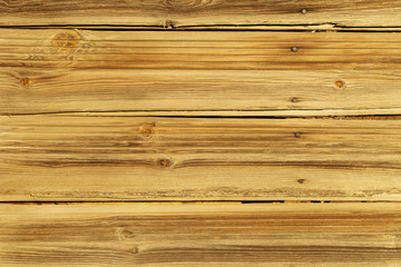 Wooden Boards Panel Background