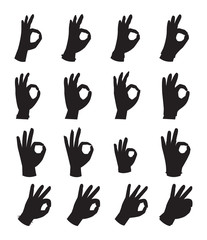 Hands symbol ok