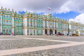 Hermitage in St. Petersburg, Russia