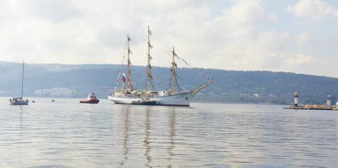International regatta, Varna, Bulgaria
