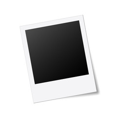 Abstract vector creative photo frame. For web and mobile applications, illustration template design, business infographic, brochure, banner, presentation, art poster, cover, booklet, print, document.