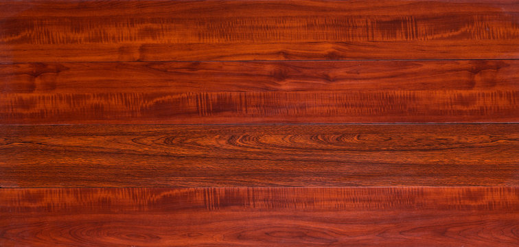 polished wooden surface, varnished boards