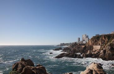 Reñaca Beach View Chile