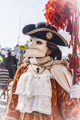 Poster Ranch Venetian carnival mask