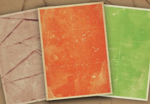 Grunge Paper Textures