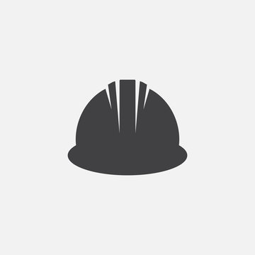 hardhat vector icon