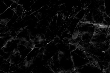 Black marble texture background, abstract texture for tiled floor and interior design
