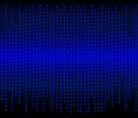 Abstract computer code.
