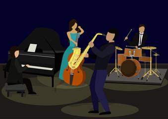 Jazz Band.