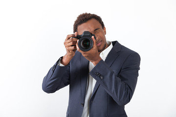 African photographer