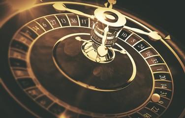 Vintage Roulette Gaming