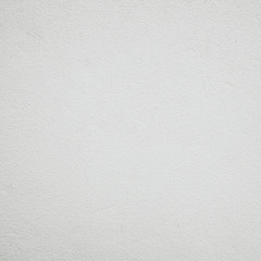 White wall cement texture and background with space.