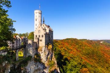 Wall Mural - Schloss Lichtenstein