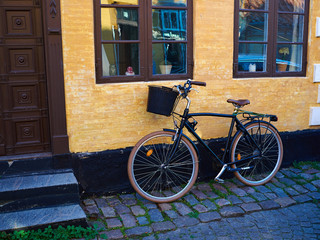 Vintage Classical  Bicycle