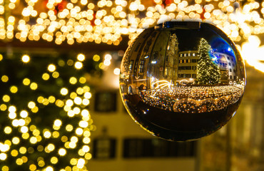 Innsbrucker Weihnachtskugel