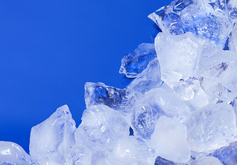 Ice cubes, Cubes of ice