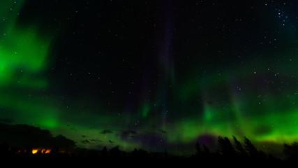 Nordlichter - Northern Light - Aurora in Island