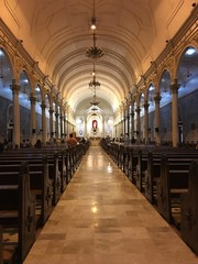 Cathedral's Aisle