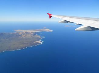 Urlaubsflug
