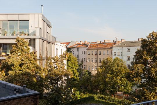 New apartments in Berlin Prenzlauer Berg