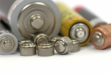 Batterien, Akkus, Energiespeicher