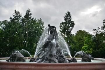 Bydgoszcz city street view
