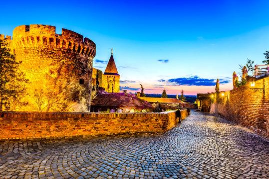 Belgrade, Serbia - Kalemegdan Fortress